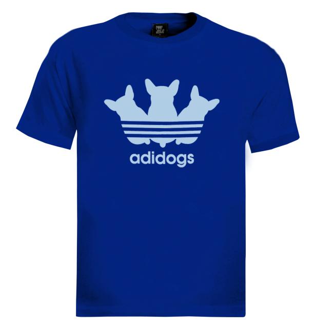 Adidogs-T-Shirt-Funny-parody-dogs-unusual-rare-joke